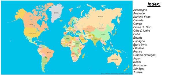 Voir la carte interactive