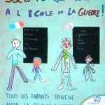 Halte à la violence faite aux enfants